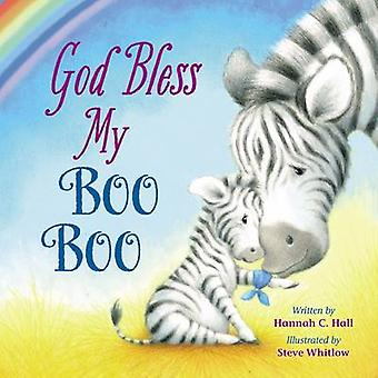 God Bless My Boo Boo by Hannah Hall & Illustrated by Steve Whitlow