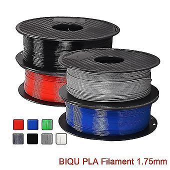 3D printer accessories biqu pla filament 1.75Mm multi color 1kg material for ender 3 v2 cr10s pro b1 bx cr-6 se anycubic