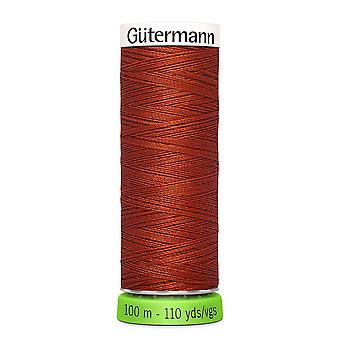 Gutermann 100% Recycled Polyester Sew-All Thread 100m Hand and Machine -  837