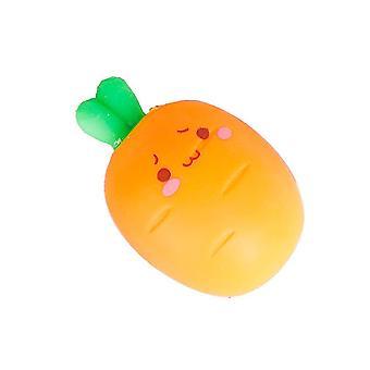 3d Morot squishy leksaker Tecknad ångest Stress Relief Leksaker