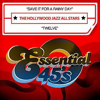 Hollywood Jazz All Stars - op te slaan voor een regenachtige dag / twaalf USA import