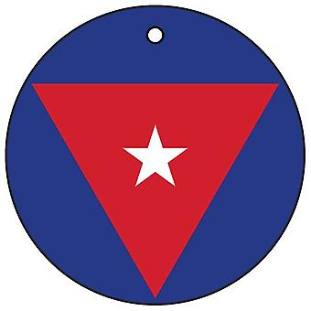Cuban Air Force Roundel Car Air Freshener