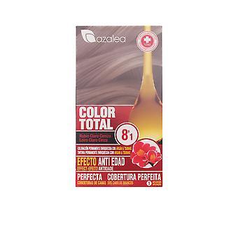 Azalea color total #8, 1 Rubio Claro Ceniza pentru femei