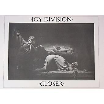 Joy Division Closer Poster Poster Print