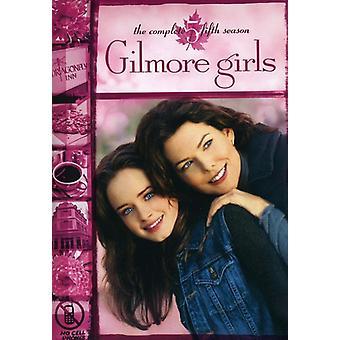 Gilmore Girls: Sæson 5 [DVD] USA import