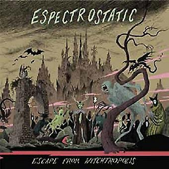 Espectrostatic - Escape From Witchtropolis [CD] USA import