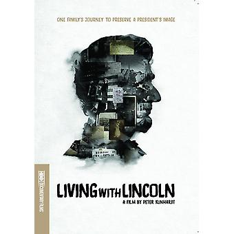 Living with Lincoln [DVD] USA import