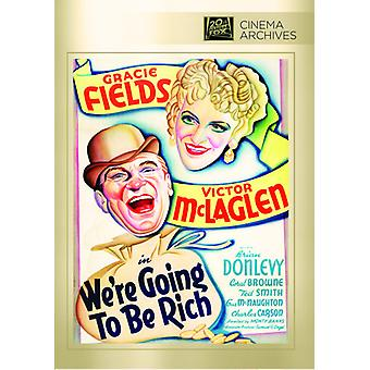 We're Going to Be Rich [DVD] USA import