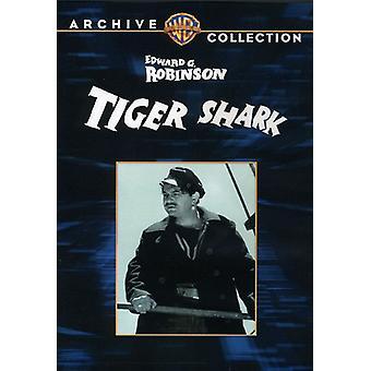 Importación de USA Tiger Shark [DVD]