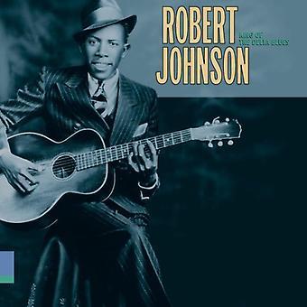Robert Johnson - re dell'importazione USA Delta Blues [CD]