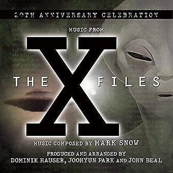 John Beal - X-Files: A 20th Anniversary Celebration [CD] USA import