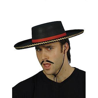 Spanyol kalap Spanyolország flamenco Ibériai spanyol kalap