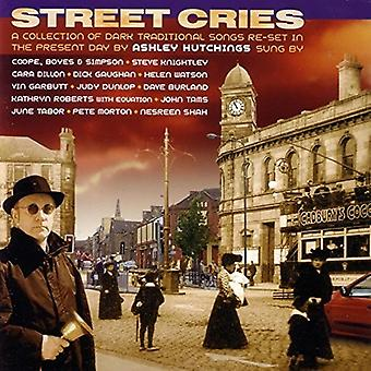 Ashley Hutchings - Street Cries [CD] USA import