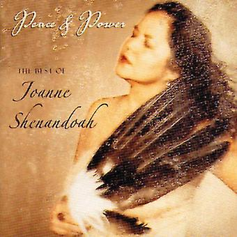 Joanne Shenandoah - Peace & Power: Best of Joanne Shenandoah [CD] USA import