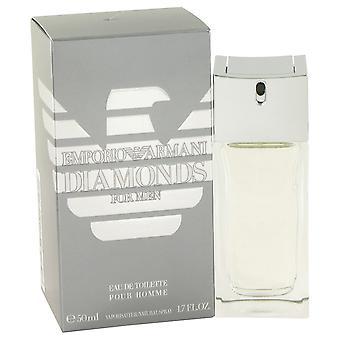 Giorgio Armani Emporio Diamonds Eau de Toilette 50ml EDT Spray