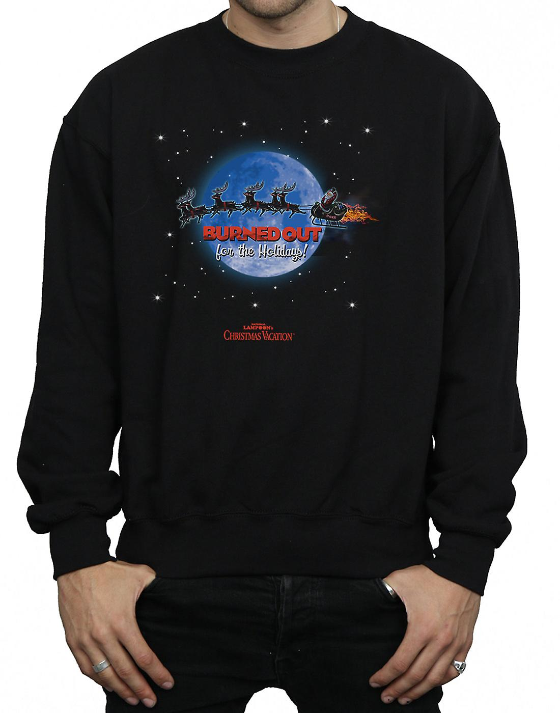 National Lampoon's Christmas Vacation Men's Burned Out