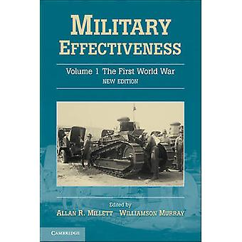Militaire effectiviteit door Allan R Millet
