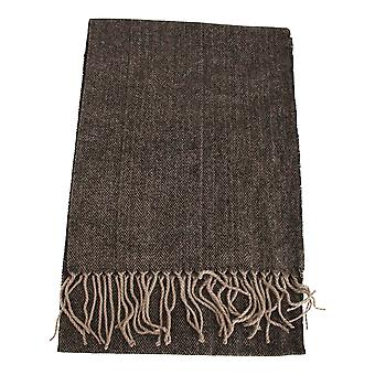 Tom Franks Mens Colour Winter Scarf With Tassels