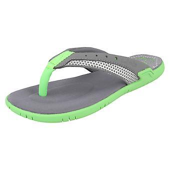 Clarks pojkar tå Post sandaler Bonza kul