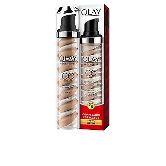 Olay Regenerist Cc Cream Complexión Corrector Spf15 #medio 50 Ml For Women