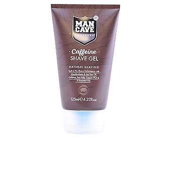 Hobbyraum Koffein Shave Gel Natural rasieren 125 Ml für Herren