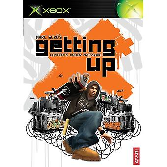 Mark EckoS Getting Up Contenusous pression (Xbox) - Nouveau