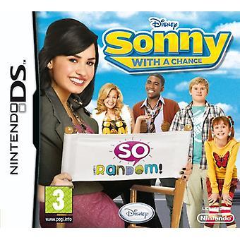 Sonny met een kans (Nintendo DS)-nieuw