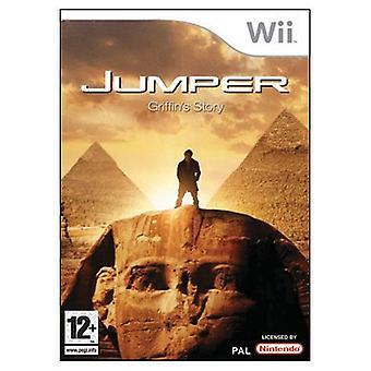 Jumper Griffins verhaal (Nintendo Wii)-fabriek verzegeld
