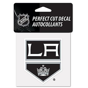 Wincraft decal 10x10cm - NHL Los Angeles Kings