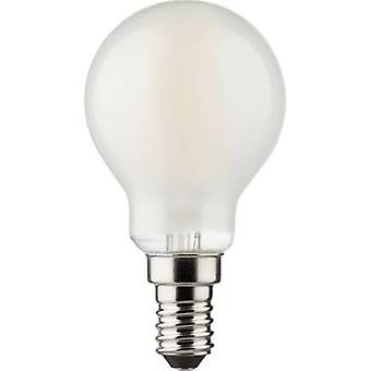 Müller-Licht LED (monochroom) EEG A++ (A++ - E) E14 Droplet 4 W = 40 W Warm wit (Ø x L) 45 mm x 77 mm Filament 1 pc(s)