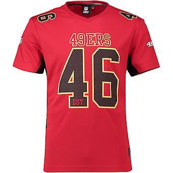 Majestic NFL MORO Polymesh Jersey shirt-San Francisco 49ers
