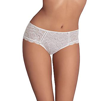 Bestform 7409 Women's Luccia Solid Colour Lace Knickers Panty Full Brief