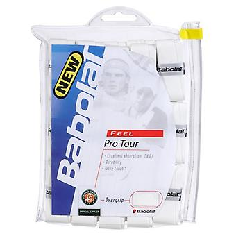 Babolat Pro Tour Overgrip white 30 Pack