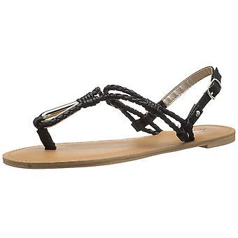 Qupid Women's Athena-868A Thong Sandal