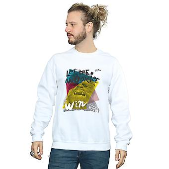 Star Wars Men's Let The Wookiee Win Sweatshirt