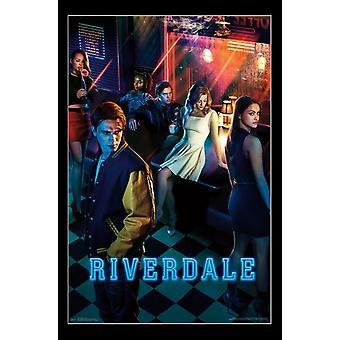 Riverdale - nyckel Art affisch Skriv ut