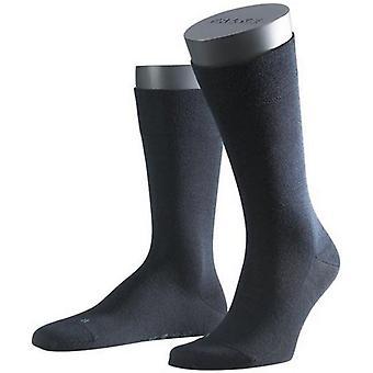 Falke Berliinin herkkä sukat - Tumma laivastonsininen
