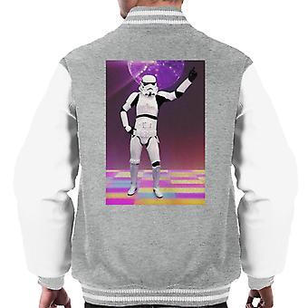 Original Stormtrooper Saturday Night Fever Men's Varsity Jacket