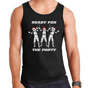 Oryginalny szturmowców jest gotowy do kamizelki męskie Party Christmas