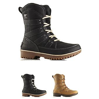 Womens Sorel Meadow Lace Premium Waterproof Suede Snow Hiking Ankle Boots