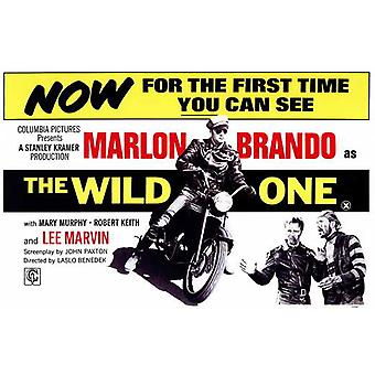 The Wild One Movie Poster (11 x 17)