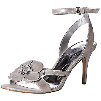 Carlos by Carlos Santana Womens elle/black Leather Open Toe Casual Ankle Stra...