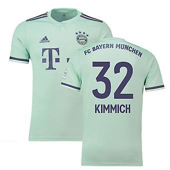 2018-19 Bayern München bort skjorte (Kimmich 32) - barn