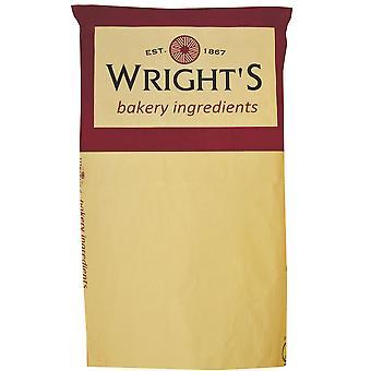 Wrights GR bianco rotolo di pane e Pizza Base Mix