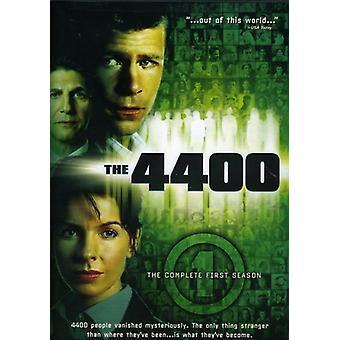 4400 - los 4400: temporada 1 importación de Estados Unidos [DVD]