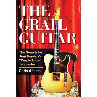 A guitarra do Graal - busca de Purple Haze Telecaste Jimi Hendrix