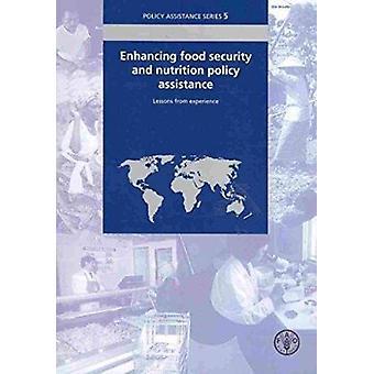 Verbetering van de voedselzekerheid en voeding beleid bijstand - lessen uit