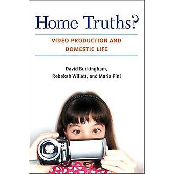 ホーム真理?-映像制作、デビッド ・ バッキンガムによる国内での生活