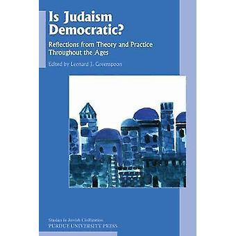 Är judendomen demokratisk? -Reflektioner från teori och praktiken välsmakande