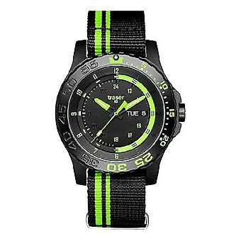 Traser H3 watch professional green spirit 105542
